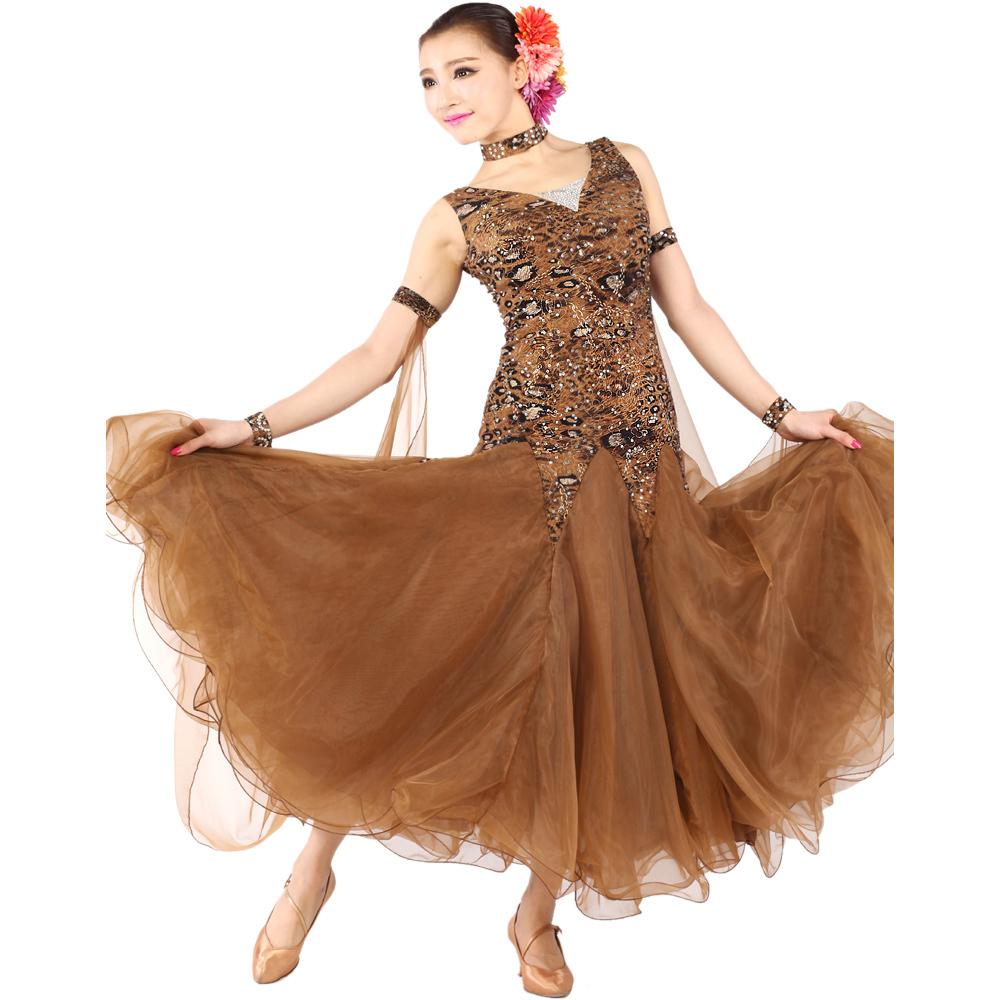 445ecd624 Get Quotations · AAW 2015 new sexy big swing ballroom dresses for women  modern v-neck dance dresses