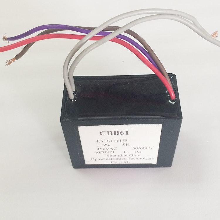 Finden Sie Hohe Qualität Cbb61 Kondensator Hersteller und Cbb61 ...