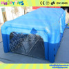 Car painting workstation inflatable paint booth, mobile spray booth, portable auto paint booth