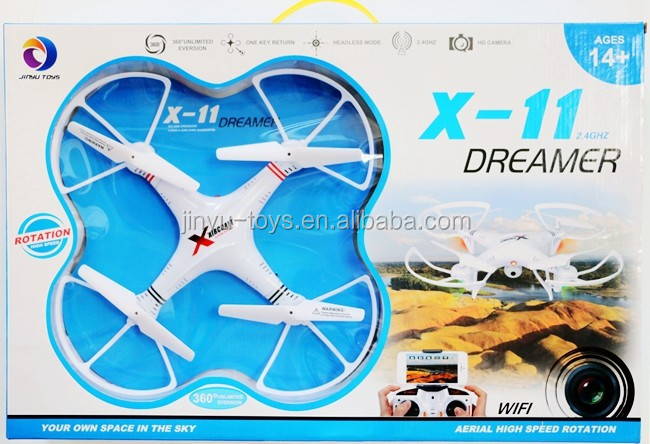 Smart quadcopter flying toy products 2.4G 6-axis electronic toys helicopter