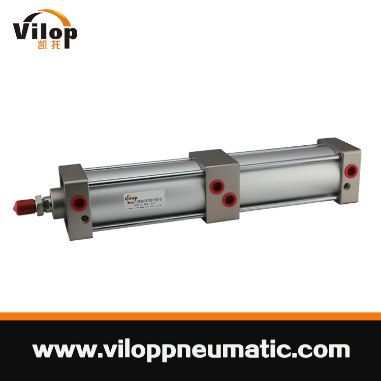 SCT Pneumatic Cylinder Multi Position Bore100mm