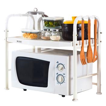 Xm 438a muebles para horno de microondas soporte de for Soporte utensilios cocina