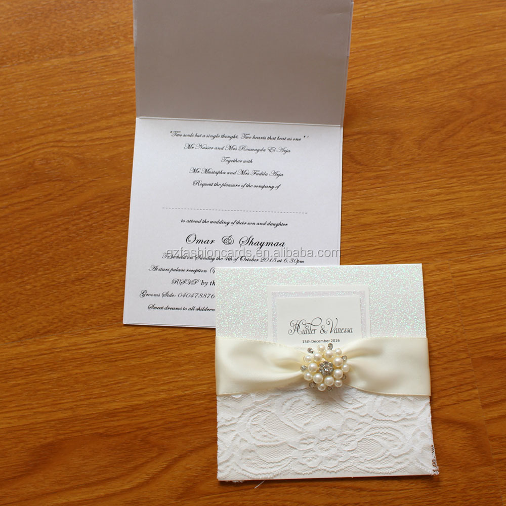 diamond pearl invitation brooch pearls with x wedding superb of photo invitations
