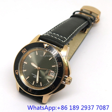 200 m water resistant diver watch, 8215 automatic movement