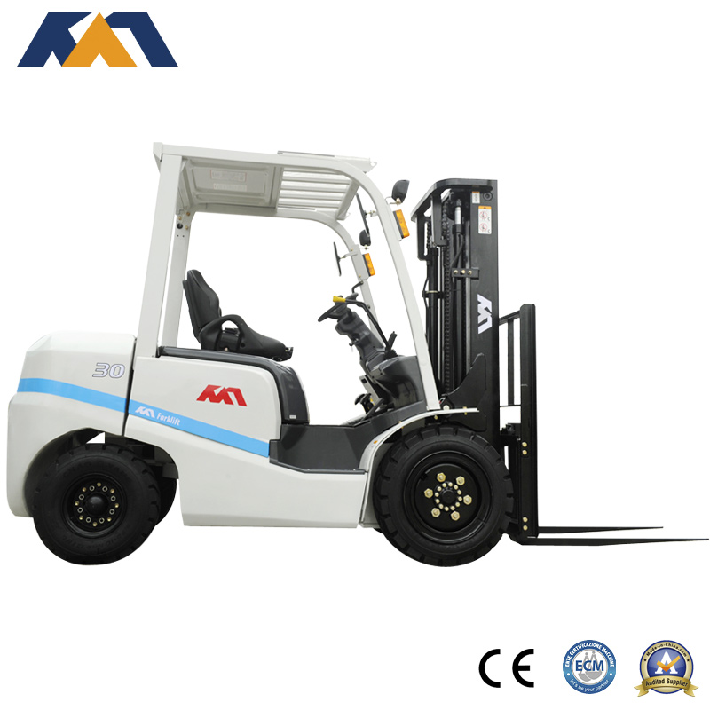 TCM Appearance 3.5ton Diesel Forklift Truck with Japanese Engine