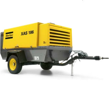 Mobile Air Compressor >> Atlas Copco Mobile Air Compressor Xas186c Xats156c Xahs166c For Sand Blasting Buy Portable Air Compressor Atlas Copco Air Compressor Used For