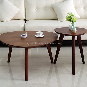 2017 New Design Simple Wood Coffee Table Center Table For Living Room Part 51
