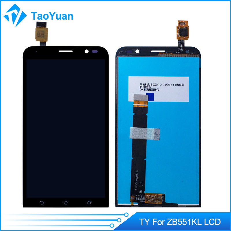 100% New For ASUS Zenfone Go TV/ZB551KL Original LCD Display and Touch Screen Assembly
