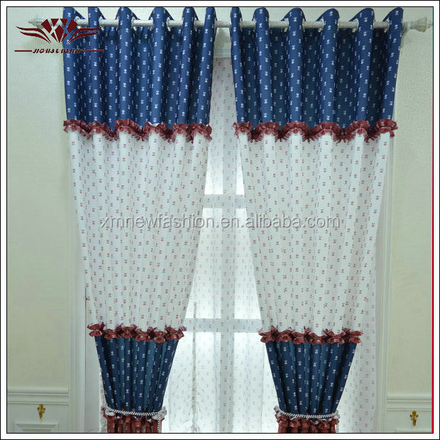 Elegant Home Textile Curtain, Bedroom And Living Room Curtains, Simple Curtain  Design