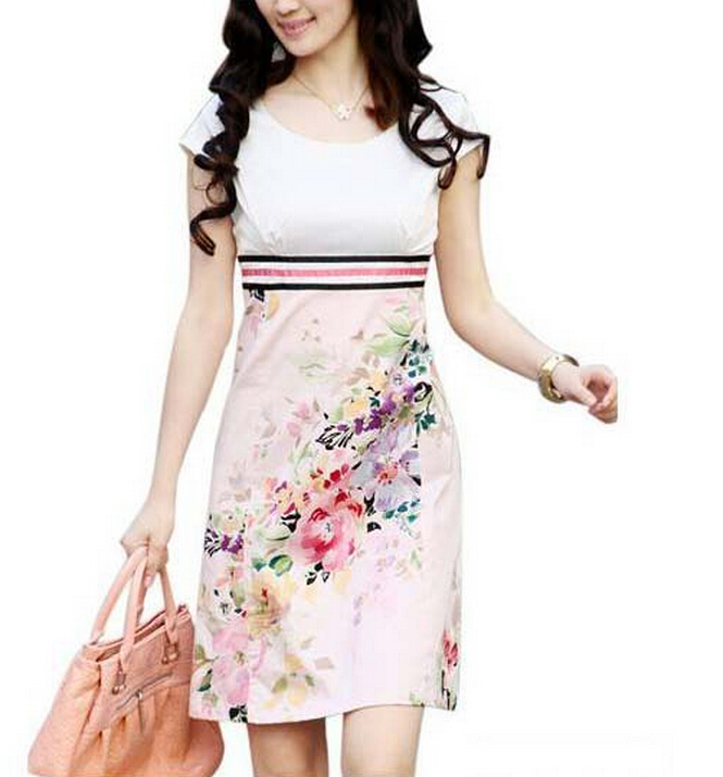 Dress Women New Spring And Summer 2015 Professional Dress