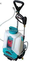 15L high pressure quick nozzle portable power sprayer
