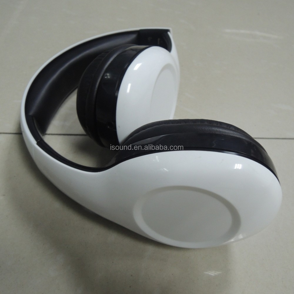 More Color V4.0 Bluetooth Headphoen Wireless Over-ear HiFi Stereo Built in Mic-phone with Retail Package