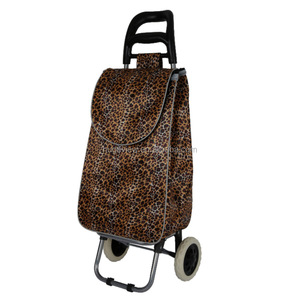 NEW Arrival wholesale Durable bag foldable Grocery shopping cart