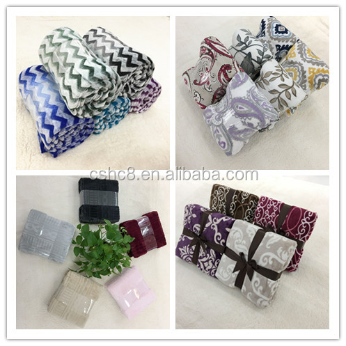 Very soft flannel 3 pcs bedsheet blanket and pillowcase softly