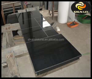 Absolute Black Granite Fireplace Hearth