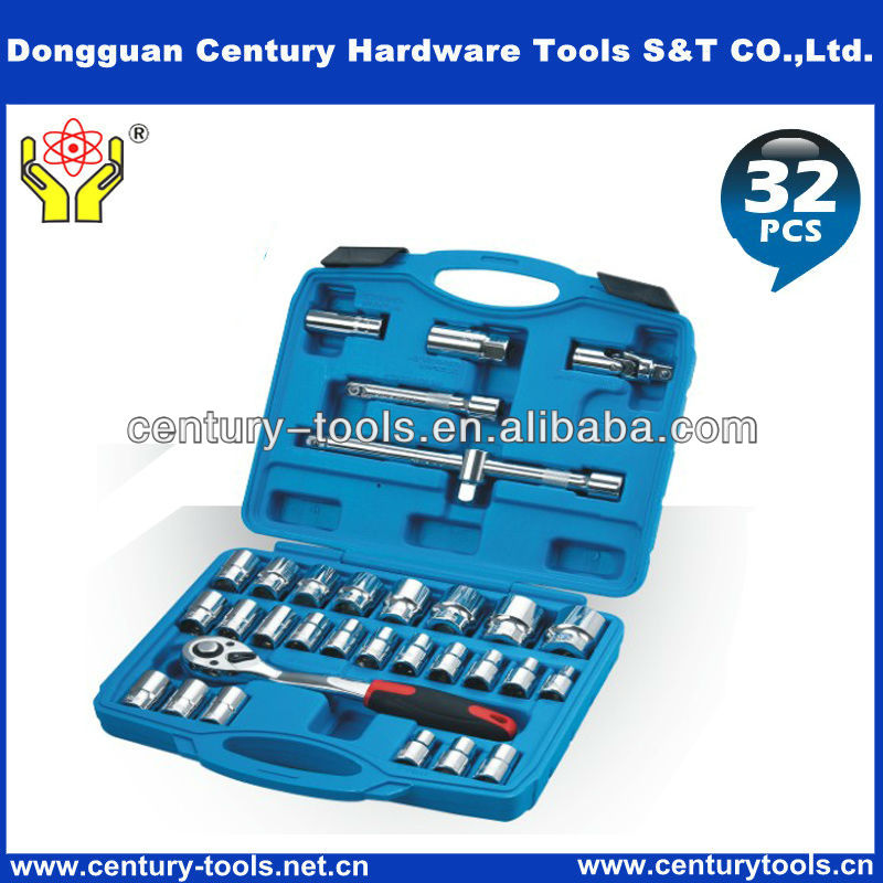 Precision 46/32/94pcs socket set hand tools