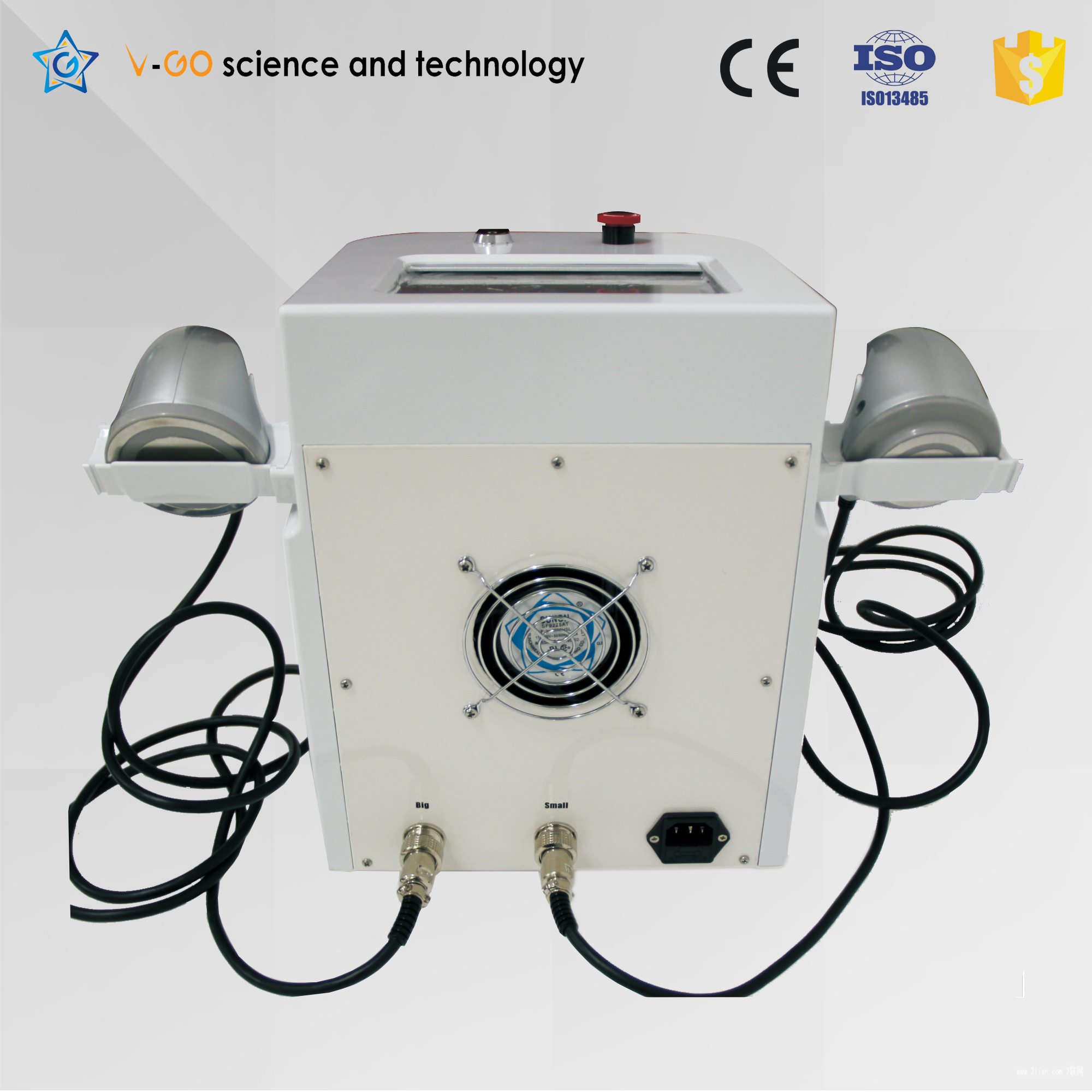 Trade Assurance 40hz ultrasonic cavitation machine tripolar rf with good price