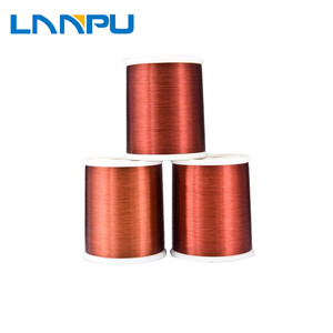 High Voltage Grade 2 Enamelled Copper 130c Magnet Wire for Oil Immersed Transformer