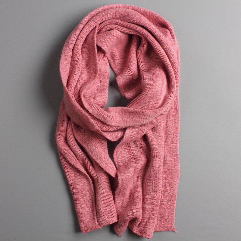 Winter men and women warm pashmina cashmere scarf
