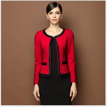 Ms60307w Fancy Winter Coats Short Style Jackets New Styles Women ...