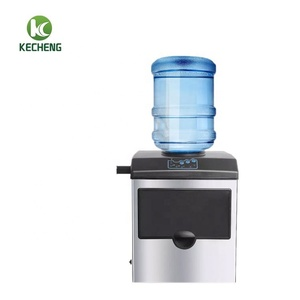 ice maker with water tank/ice making machine commercial/ice flake maker machine