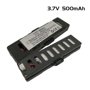 China manufacturer lithium ion lipo battery 3.7V500mAh drone battery