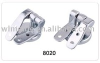 chrome plated brass toilet seat hinges