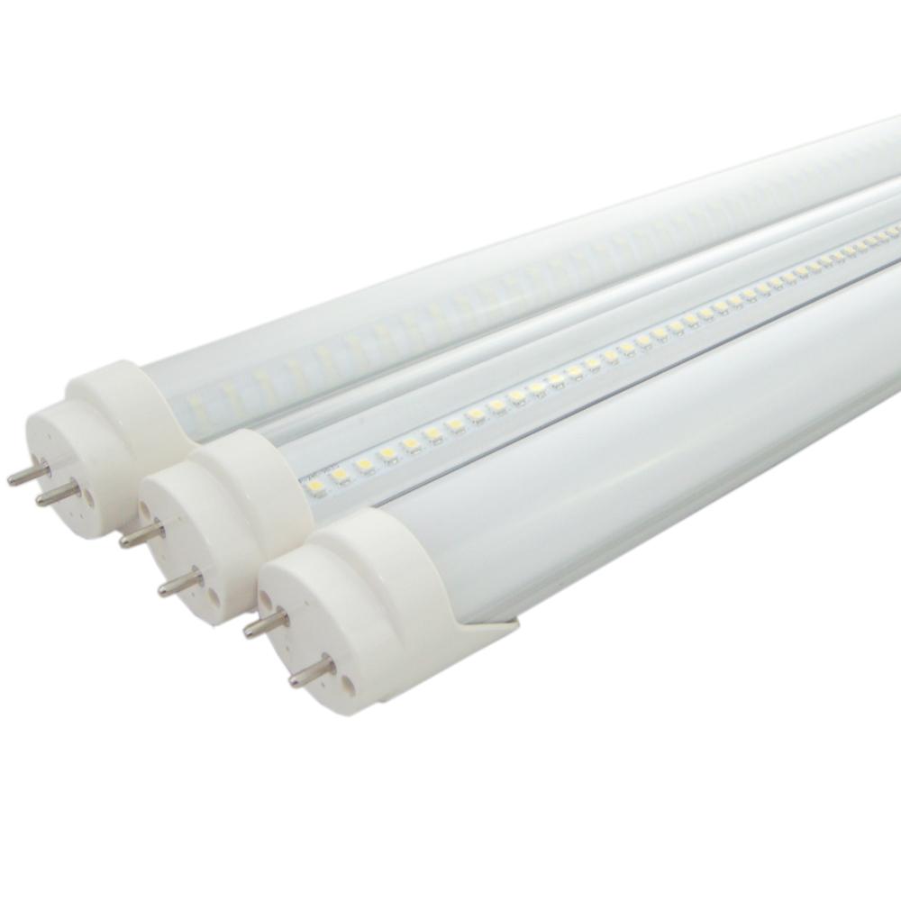 t8 led tube light g13 2ft 60cm 10w 230v smd2835 replace 25w fluorescent aluminum housing for. Black Bedroom Furniture Sets. Home Design Ideas