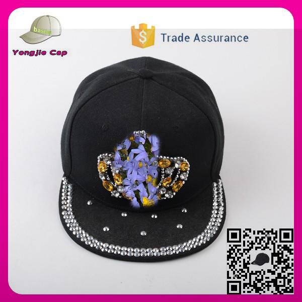 974cc3d524922 Funny Blingbling Sequin flat bill Trucker Blank Snapback Hats baby hat  snapback cap