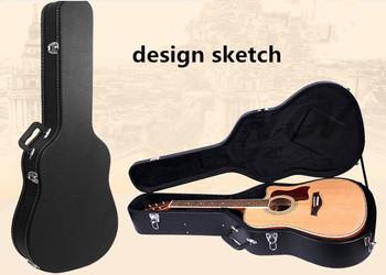 1391510c33b 38/40/41 Inch Classical Acoustic Guitar Case - Buy Classical Guitar ...