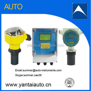 new product level measuring instruments ultrasonic water level sensor from China factory