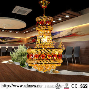 C98117B russian style chandelier ,decoration light chandelier ,big crystal light