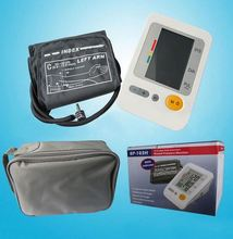 Digital LCD Arm Type Fully Automatic Blood Pressure Monitor With WHO indicator