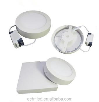 Smd2835 12w Led Light Panel,Round & Square Led Panel Light Price ...