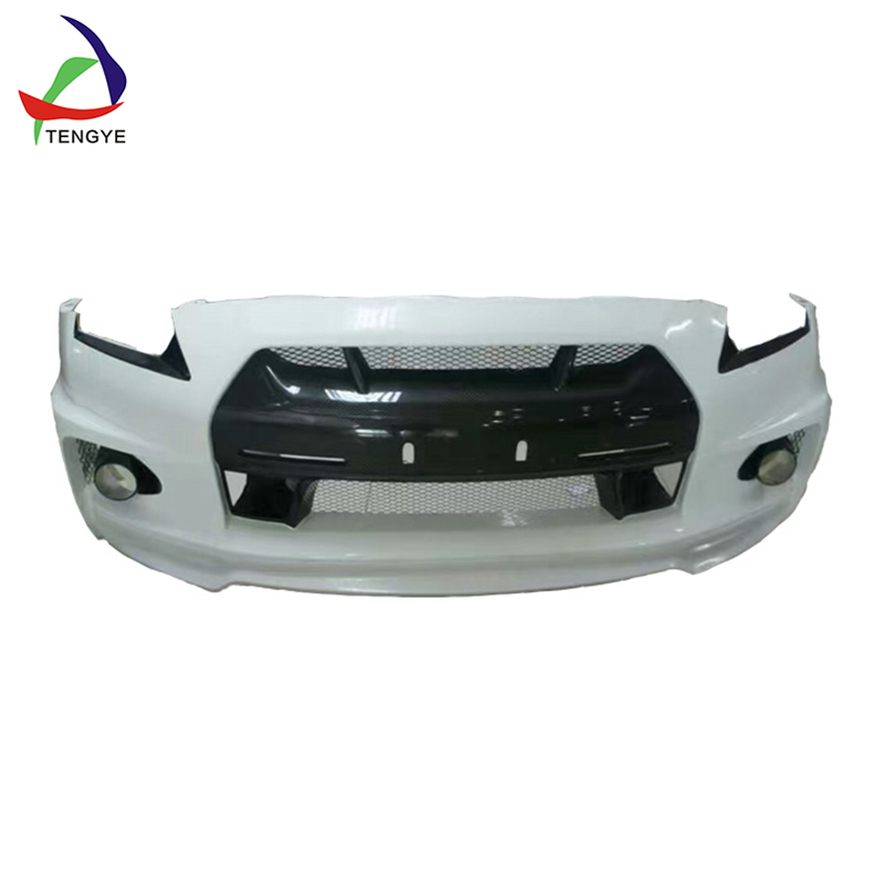 manufacturing car whole body kits auto tuning parts front bumper grille