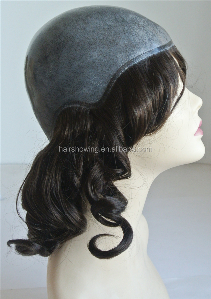 Cancer Wig Best Quality Full Cap Wig For Women Toupee