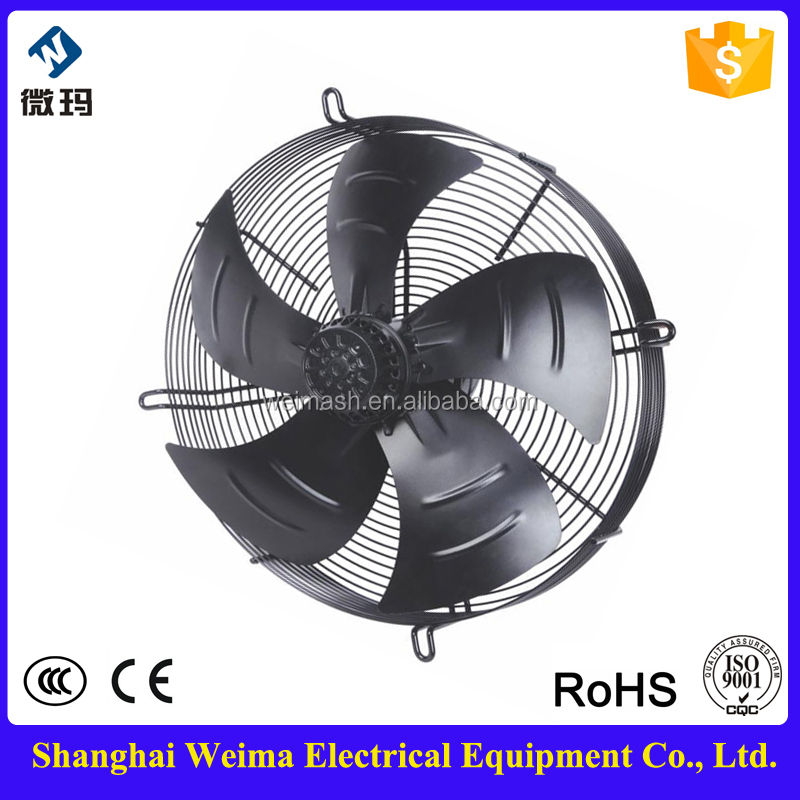 Moderate Price Quality Primacy 400mm Asynchronous Axial Fan Motor