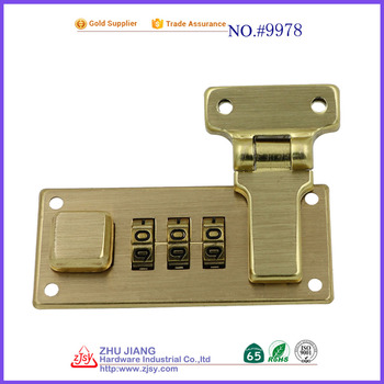 combination box lock