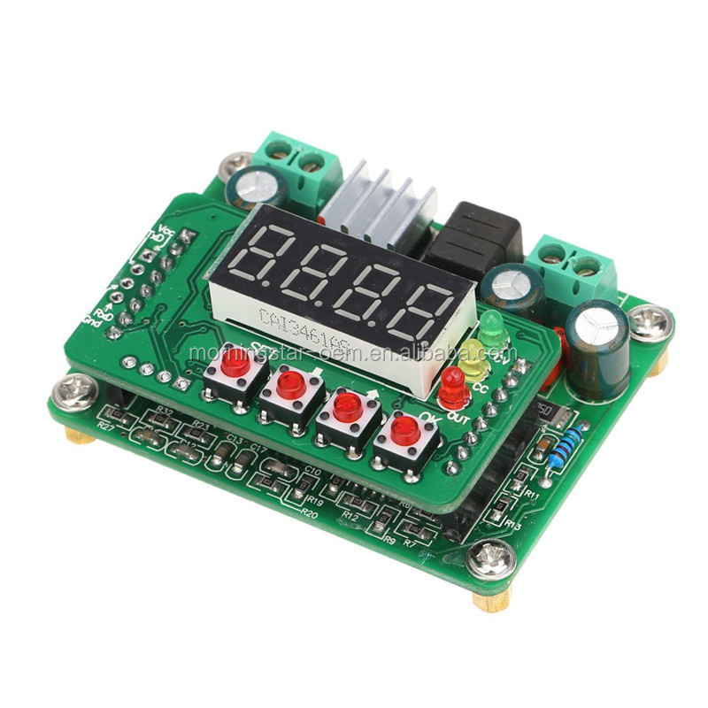 B3603 Constant voltage & Constant current Adjustable DC-DC auto. buck boost converter Regulator / Led driver / Battery charger