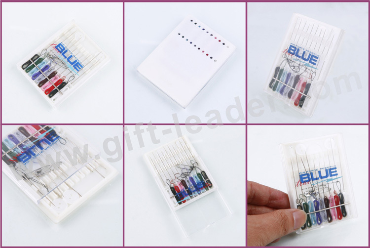 Hand sewing dedicated stainless steel sewing kit
