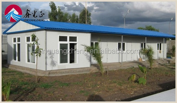 demountable multipurpose prefabricate house