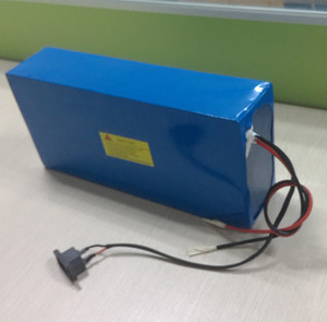 rechargeable 48 volt lithium battery pack powerful electric bike battery 48v 20ah with charger