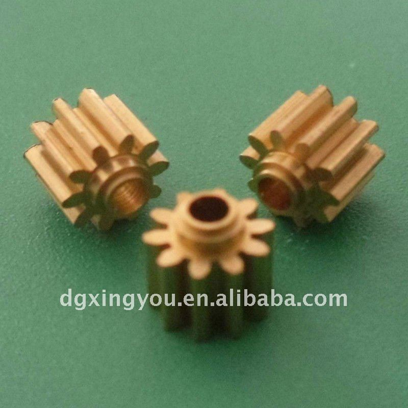 Cheap metal gears small spur gear pinion