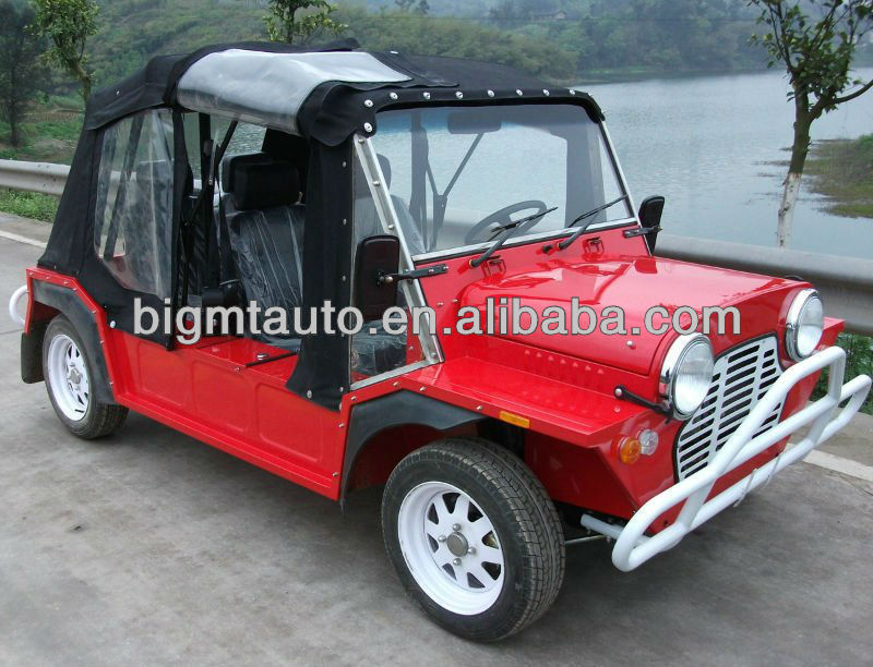 mini moke lectrique fabrication de voiture assembler. Black Bedroom Furniture Sets. Home Design Ideas