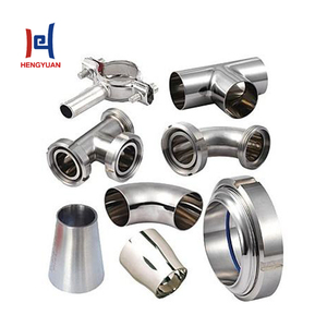 Professional Stainless Steel Pipe Fiittings and flange for industry