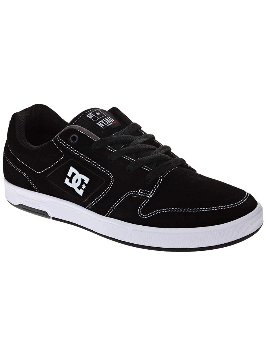 c9d06af2975a7 Get Quotations · DC Shoes Mens Dc Shoes Nyjah S - Skate Shoes - Men - Us 7 -
