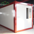 Energy Efficient 40ft Mobile Container House
