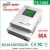 24v 48v 60A MPPT Solar Panel Controller for Off Grid Solar System