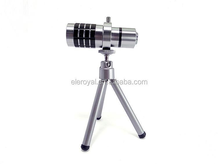 Zoom mobile phone monocular telescope with tripod buy mobile
