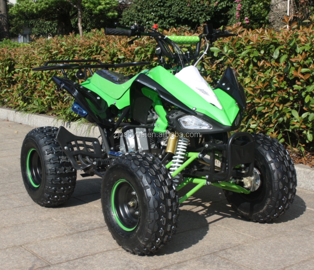 8inch tyre 125cc single cylinder 4 stroke ATV